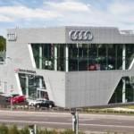 AUDI Centrum autoservis