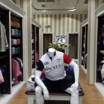 CORNER - Hackett London & Ralph Lauren