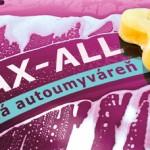 Auto umývareň WAX-ALL