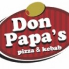 DON PAPA'S PIZZA & KEBAB