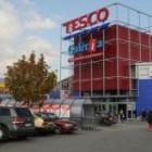 Supermarket Tesco Extra v Trnave