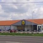 Supermarket Lidl v Košiciach