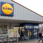 Supermarket Lidl v Kežmarku