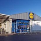 Supermarket Lidl v Levoči