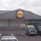Supermarket Lidl v Snine