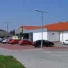 Supermarket Lidl v Žiline