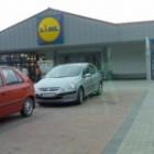 Supermarket Lidl v Michalovciach