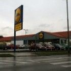 Supermarket Lidl v Trenčíne