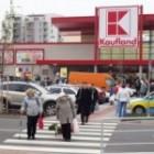 Supermarket Kaufland v Trebišove