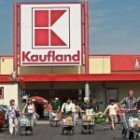 Supermarket Kaufland v Púchove