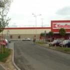 Supermarket Kaufland v Seredi