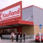 Supermarket Kaufland v Šali