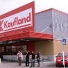 Supermarket Kaufland v Nových Zámkoch