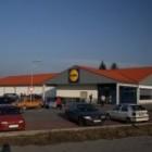 Supermarket Lidl v Detve