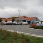 Supermarket Lidl v Dubnici nad Váhom
