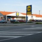 Supermarket Lidl v Novom Meste nad Váhom
