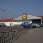 Supermarket Lidl v Považskej Bystrici