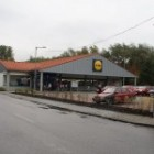 Supermarket Lidl v Partizánskom