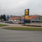 Supermarket Lidl v Púchove