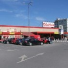 Supermarket Kaufland v Senici