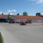 Supermarket Lidl v Komárne
