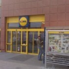 Supermarket Lidl v Zlatých Moravciach