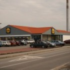 Supermarket Lidl v Senci
