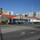 Supermarket Lidl v Dunajskej Strede