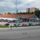 Supermarket Lidl v Hlohovci