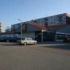 Supermarket Lidl v Seredi