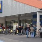 Supermarket Lidl v Trnave