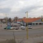 Supermarket Lidl v Hurbanove