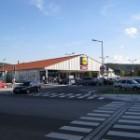 Supermarket Lidl v Štúrove