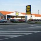 Supermarket Lidl v Želiezovciach