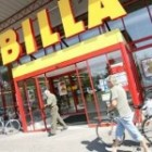 Supermarket Supermarket BILLA v Myjave