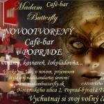 Café-Bar Madam Butterfly