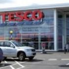 Supermarket Tesco v Žiline