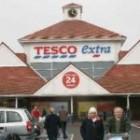 Supermarket Tesco Express v Sučanoch