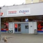 Supermarket Tesco v Bratislave