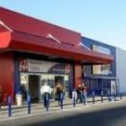 Supermarket Tesco v Malackách