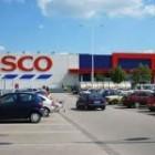 Supermarket Tesco v Považskej Bystrici