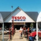 Supermarket Tesco v Revúcej