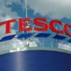 Supermarket Tesco v Veľkých Kapušanoch