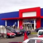 Supermarket Tesco v Prešove