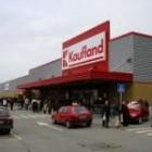 Supermarket Kaufland v Humennom
