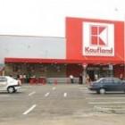 Supermarket Kaufland v Kežmarku