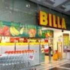 Supermarket Billa supermarket v Trebišove