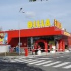 Supermarket Billa supermarket v Snine