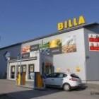 Supermarket Billa supermarket v Svite