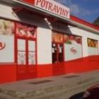 Supermarket CBA v Hnúšti